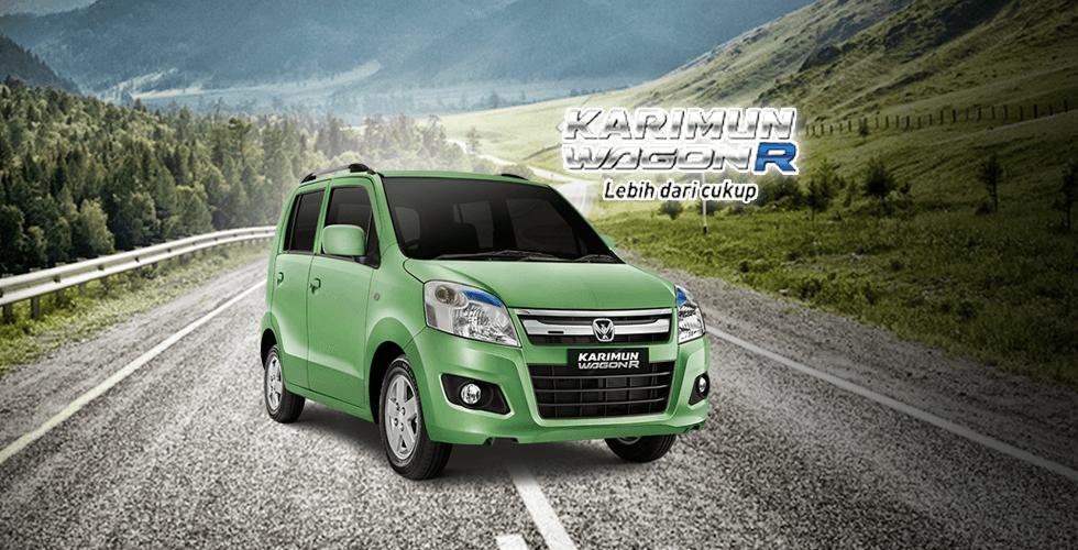 Harga Dan Spesifikasi Suzuki Karimun Wagon R Solo