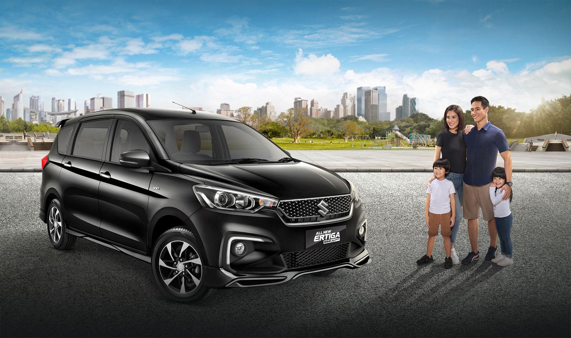 HargaDan Spesifikasi Suzuki New Ertiga Sport 2019