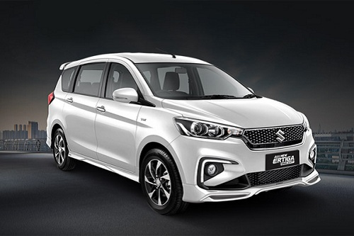 Produk Suzuki Solo New Ertiga Sport