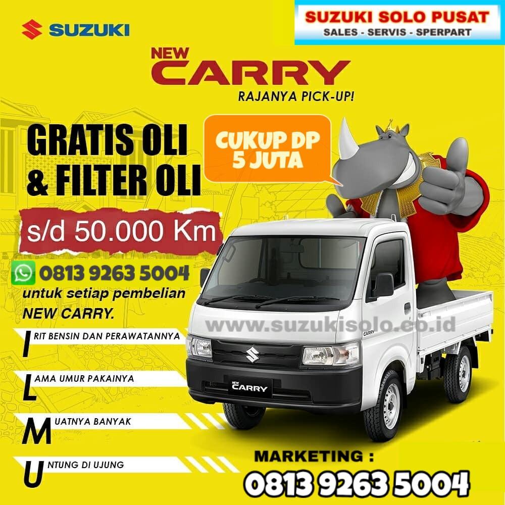 Promo September Ceria Suzuki Solo